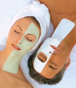 kosmetika - žena+muž